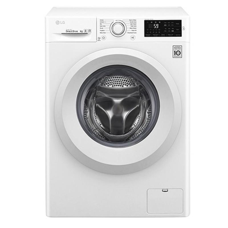 Máy giặt cửa trước LG 7.5KG FC1475N5W2 (Trắng)