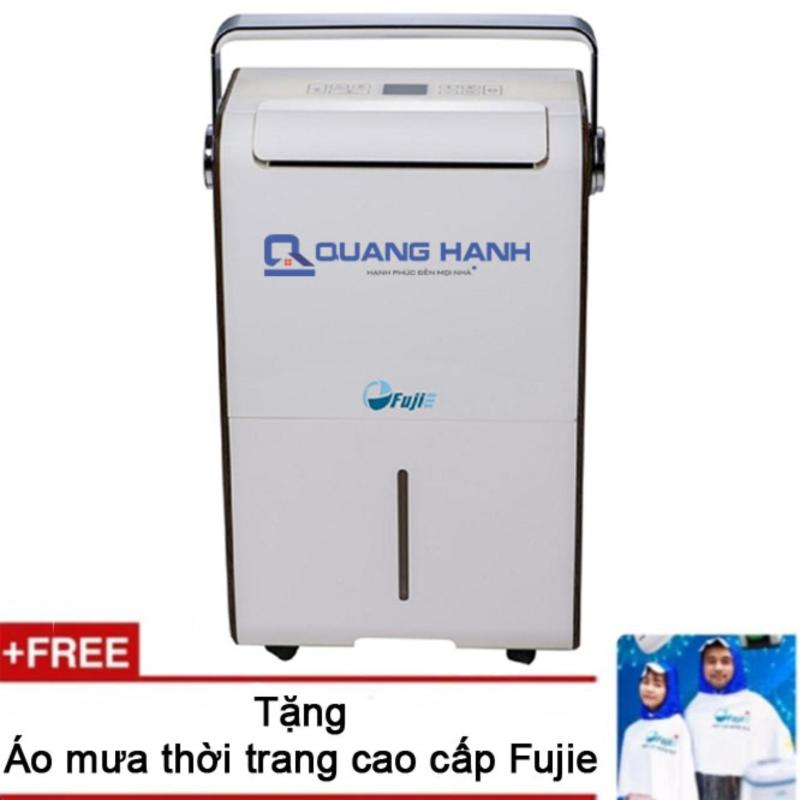 Bảng giá Máy hút ẩm dân dụng Fujie HM-930EC 30lít/ngày - Hãng phân phối + Tặng áo mưa Fujie cao cấp