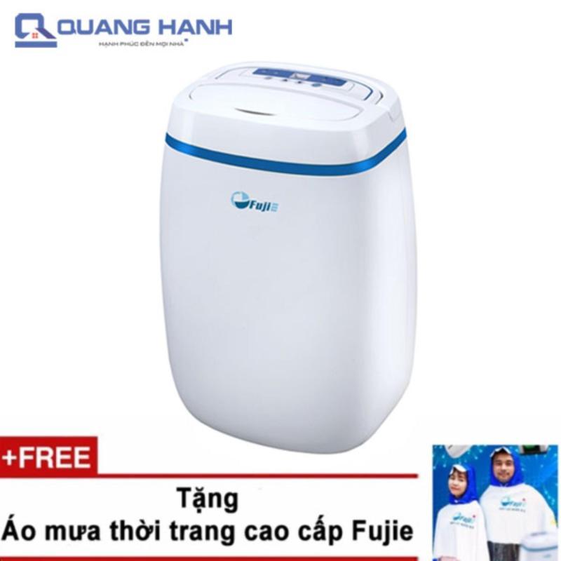 Bảng giá Máy hút ẩm FujiE HM-614EB - Hãng phân phối - Tặng áo mưa thời trang cao cấp Fujie