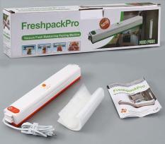 Vì sao mua máy hút chân không thực phẩm mini dùng cho gia đình FreshpackPro-BT 36X11X8