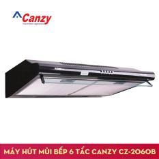 Máy hút khói khử mùi bếp 6 tấc CANZY CZ-2060B