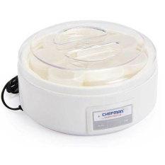 Máy làm sữa chua 8 cốc Chefman CM-302 (Trắng)
