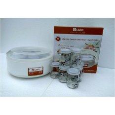 Máy làm sữa chua SIAM 116T (16 cốc thủy tinh)