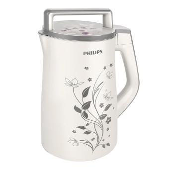 Máy làm sữa đậu nành Philips HD2072/02 (Trắng) - Hàng nhập khẩu
