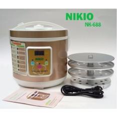 Nơi nào bán Máy làm tỏi đen gia đình Nhật Bản Nikio NK-688