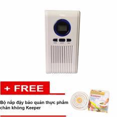 Bảng giá Máy lọc khí và khử mùi Facare FC-N2020 tặng bộ nắp đậy bảo quản thực phẩm chân không keeper