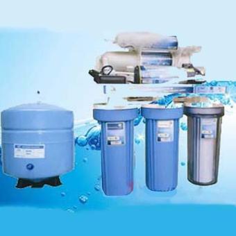 Máy lọc nước cao cấp Ecoro 5 lõi lọc (Xanh dương nhạt)