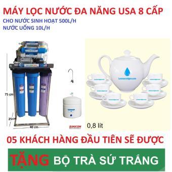 Máy lọc nước đa năng USA toàn nhà 8 cấp lọc - 8807045 , US085HAAA25VG0VNAMZ-3696781 , 224_US085HAAA25VG0VNAMZ-3696781 , 9500000 , May-loc-nuoc-da-nang-USA-toan-nha-8-cap-loc-224_US085HAAA25VG0VNAMZ-3696781 , lazada.vn , Máy lọc nước đa năng USA toàn nhà 8 cấp lọc