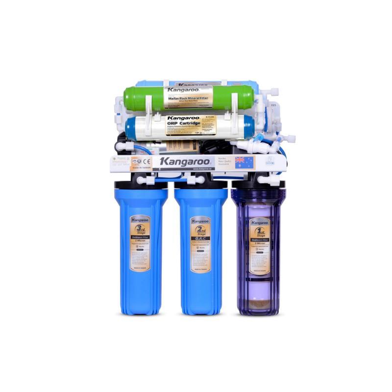 Máy lọc nước Kangaroo 9 cấp lọc KG109KV (Không vỏ tủ)