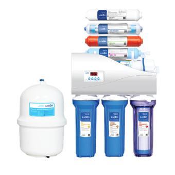 Máy lọc nước Karofi thông minh thế hệ mới 8 cấp IRO 1.1