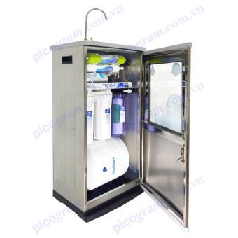 Máy lọc nước RO Tecom 07 cấp có tủ