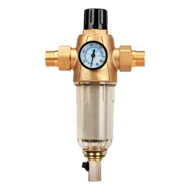 Máy lọc nước thô đầu nguồn cho gia đình LSC3 - Công nghệ Canada