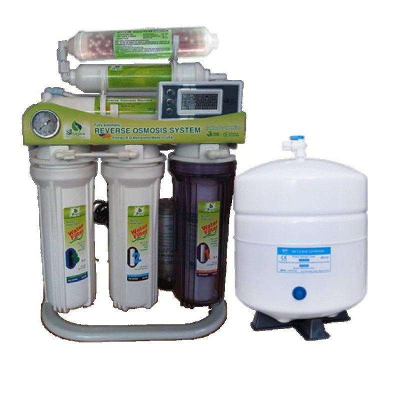 Máy lọc nước tinh khiết RO 6 cấp thông minh SJSAGANA