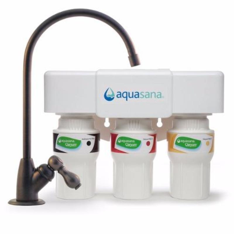 Máy lọc nước uống gia đình Aquasana AQ 5300 từ USA (Trắng)