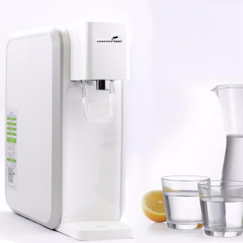 Máy lọc nước uống tạo ion kiềm Alkaline KumYang Green Bio (Trắng)