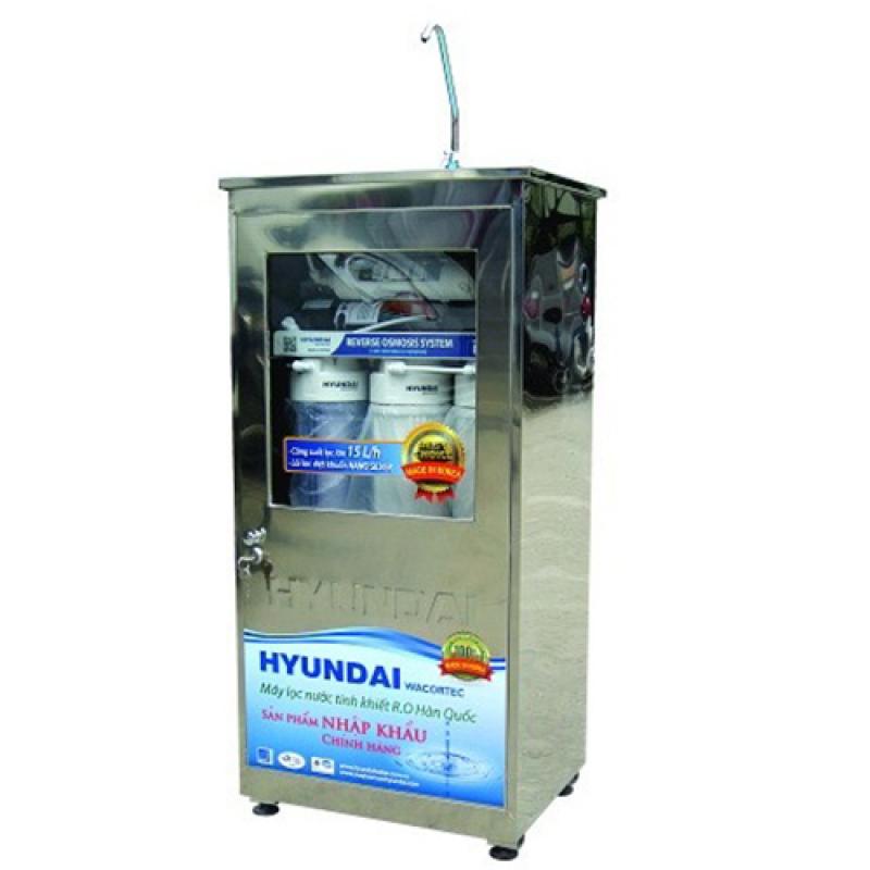 Máy lọc nước uống tinh khiết R.O Hyundai HR-800M7 (Inox)