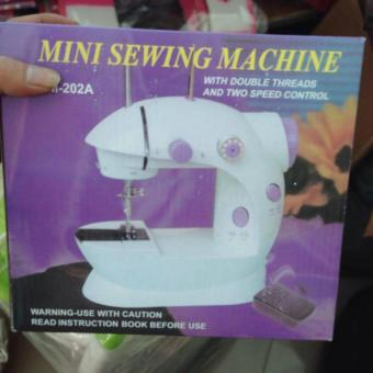 Máy may mini tại nhà Sewing Machine SM