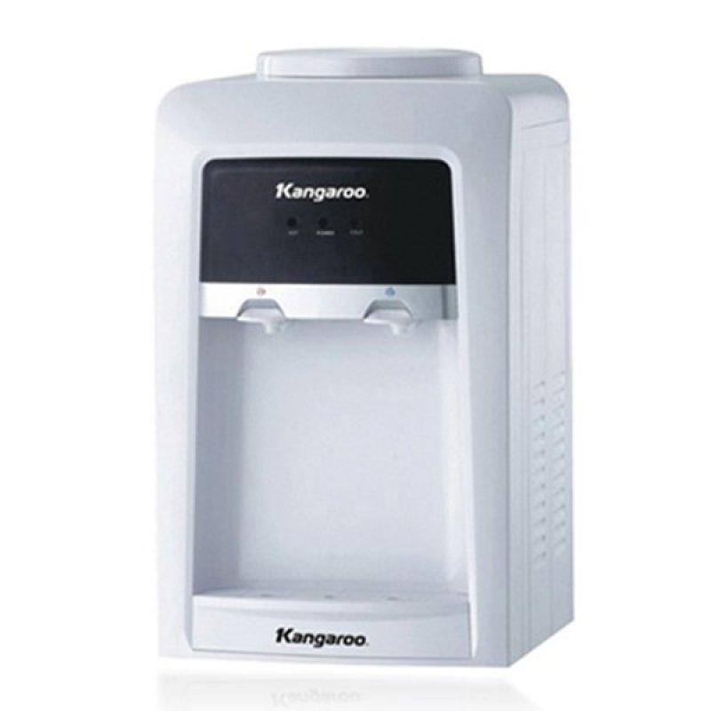 Máy nước nóng lạnh để bàn Kangaroo KG33TN (Trắng)