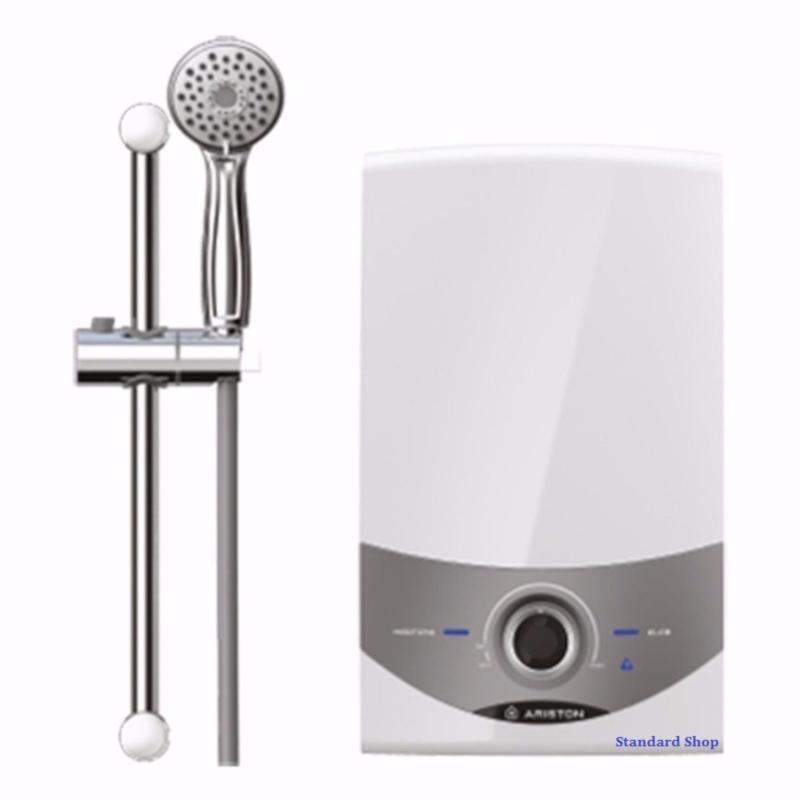 Bảng giá Máy nước nóng trực tiếp có bơm SM45PE-VN trắng - Chất Lượng Cao
