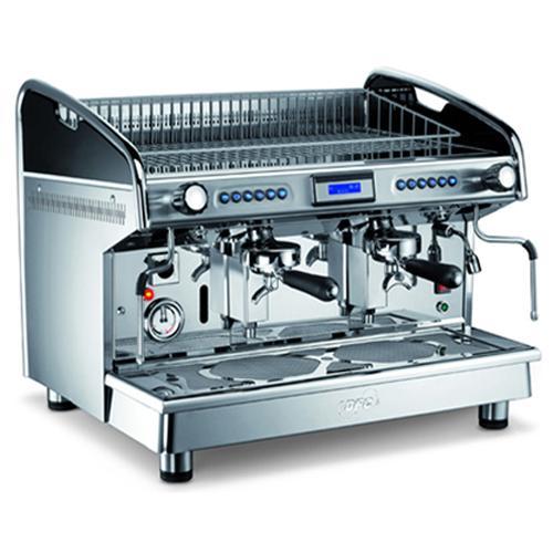 Máy pha cà phê BFC Classica EVA 2GV EL 2 group (Định lượng tự động)