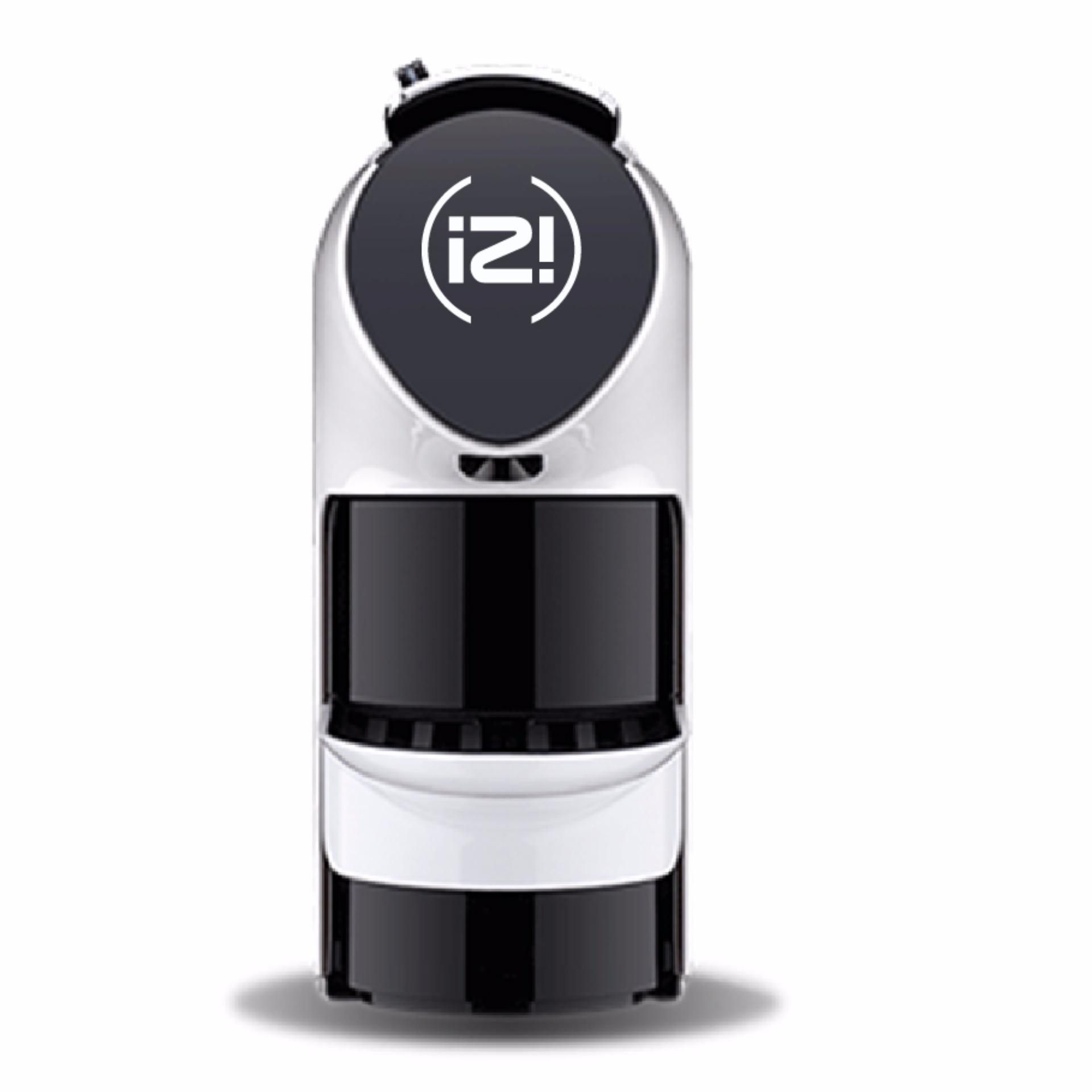 Máy pha cà phê viên nén capsule IZI (Trắng)