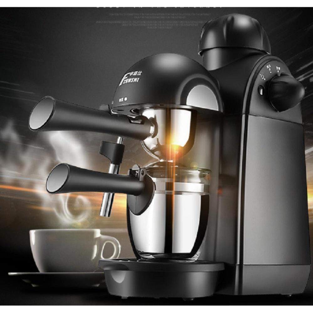 Máy pha cafe Espresso gia đình Gemilai /Fxunshi MD201