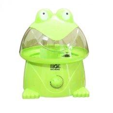 Máy phun sương tạo ẩm hình ếch con Magic Home (Xanh)