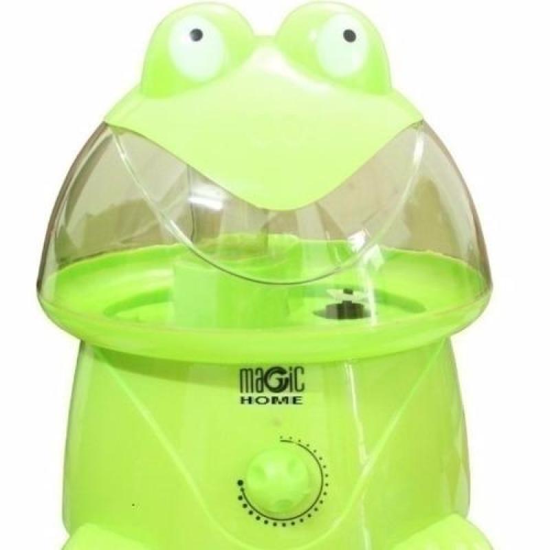 Bảng giá Máy phun sương tạo ẩm hình ếch con Magic Home (Xanh ngọc)