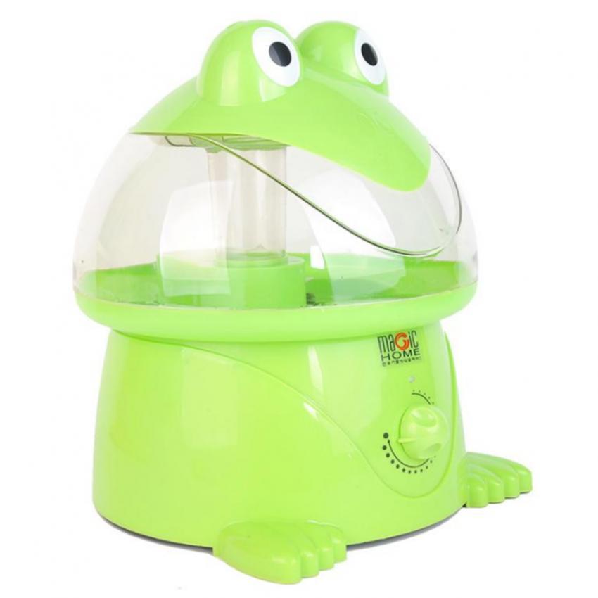 Máy phun sương tạo ẩm Magic Home hình ếch (Xanh lá)