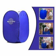 Máy sấy quần áo Air O Dry 3 trong 1 (Xanh) + Free lấy ráy tai có đèn