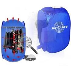 Máy sấy quần áo air o dry giá rẻ 7kg (Xanh)
