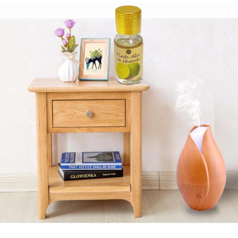 Bảng giá Máy tạo ẩm dùng trong văn phòng uốn vàng tặng 10ml tinh dầu chanh Ngọc Tuyết
