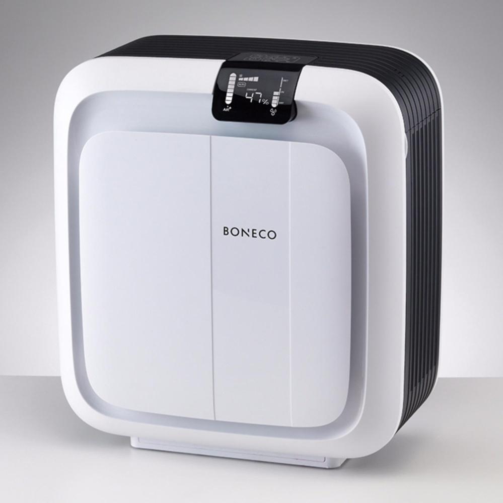 Máy tạo độ ẩm kết hợp lọc không khí Boneco Hybrid H680