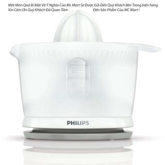 Máy vắt cam Philips HR2738 - Hàng nhập khẩu (Trắng) +
