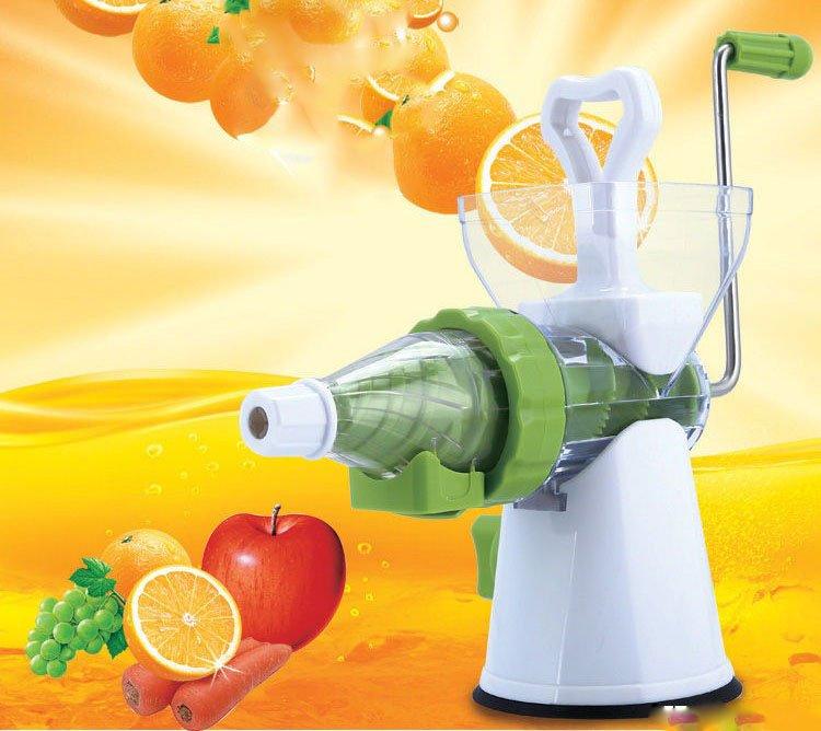 Máy xay ép hoa quả bằng tay Manual Juicer/máy xay Manual Juicer