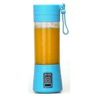Máy xay sinh tố Juice Cup NG-01 xách tay cổng USB (Xanh)