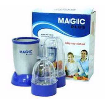 Máy xay sinh tố Magic Plus MP-01 (Trắng phối xanh) - 8257832 , MA406HAAA4E633VNAMZ-8039269 , 224_MA406HAAA4E633VNAMZ-8039269 , 667000 , May-xay-sinh-to-Magic-Plus-MP-01-Trang-phoi-xanh-224_MA406HAAA4E633VNAMZ-8039269 , lazada.vn , Máy xay sinh tố Magic Plus MP-01 (Trắng phối xanh)
