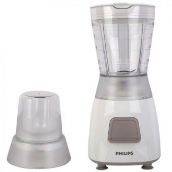 Máy xay sinh tố Philips HR2056 (Trắng) - Hàng nhập khẩu