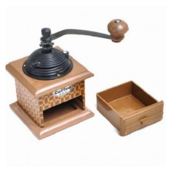 Máy xay tiêu cà phê (Nâu)