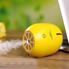 Máy xông tinh dầu Lemon Design Humidifier Vàng