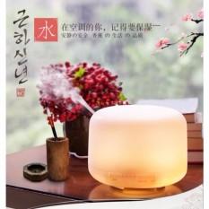 Ultrasonic essential oil diffuser Hylor