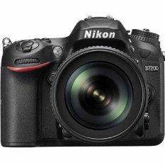Nikon D7200 24.2MP với Lens kit 18-200 VR (Đen)