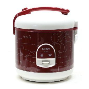 Nồi cơm điện 2 lít Cuckoo CR-1122R (Đỏ)