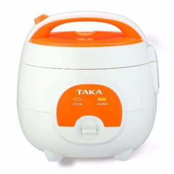 Nồi cơm điện Taka TKE606(Orange)
