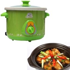 Chi tiết sản phẩm Nồi nấu chậm kho cá và nấu cháo đa năng BenHome 2,5L
