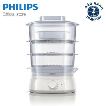 Nồi hấp Philips HD9125 (Trắng) - Hãng phân phối chính thức - 8689714 , PH846HAAA3F3SCVNAMZ-6021201 , 224_PH846HAAA3F3SCVNAMZ-6021201 , 1647000 , Noi-hap-Philips-HD9125-Trang-Hang-phan-phoi-chinh-thuc-224_PH846HAAA3F3SCVNAMZ-6021201 , lazada.vn , Nồi hấp Philips HD9125 (Trắng) - Hãng phân phối chính thức
