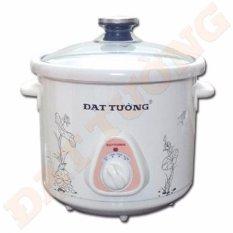 Chi tiết sản phẩm Nồi kho cá, nấu cháo, hầm đa năng Đạt Tường 2.5L ( Made in Vietnam )