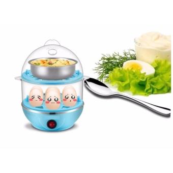 Nồi luộc trứng và hấp thức ăn 2 tầng đa năng (xanh) - 8483471 , OE680HAAA50STPVNAMZ-9256510 , 224_OE680HAAA50STPVNAMZ-9256510 , 180000 , Noi-luoc-trung-va-hap-thuc-an-2-tang-da-nang-xanh-224_OE680HAAA50STPVNAMZ-9256510 , lazada.vn , Nồi luộc trứng và hấp thức ăn 2 tầng đa năng (xanh)