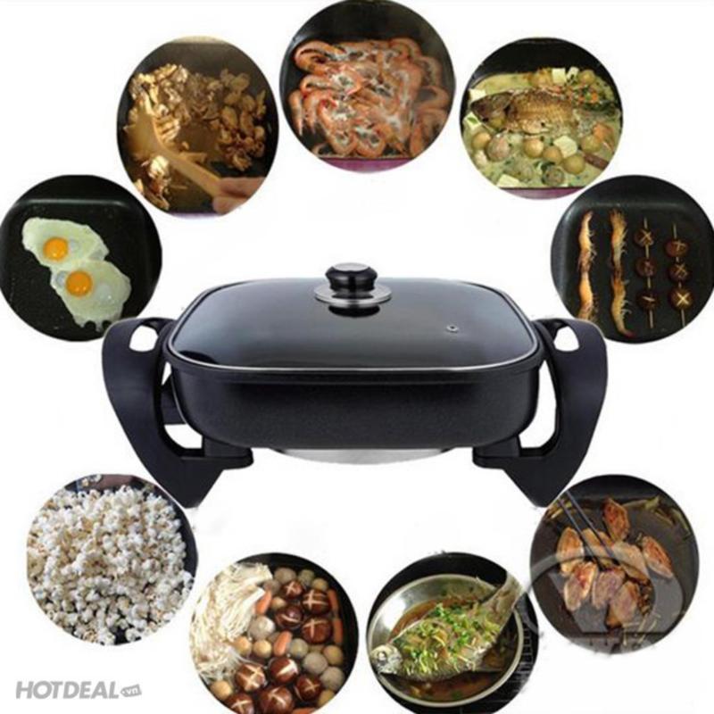Nồi Nướng Lẩu Đa Năng, Bếp Nướng Và Lẩu, Mua Online - Giảm Ngay 50% Mẫu 239
