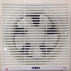 Quạt hút gió 2 chiều Senko H200 âm tường (Màu trắng)